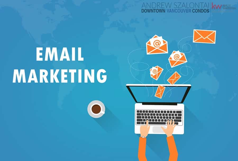 email marketing, real estate lead generation