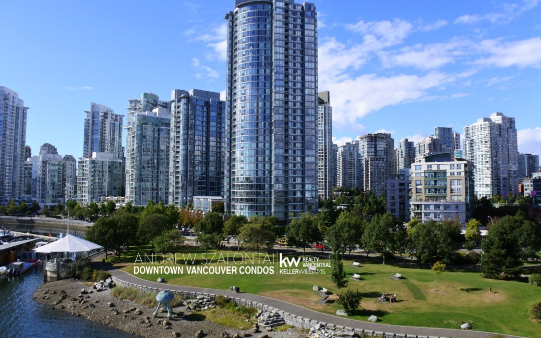 yaletown condos selling price