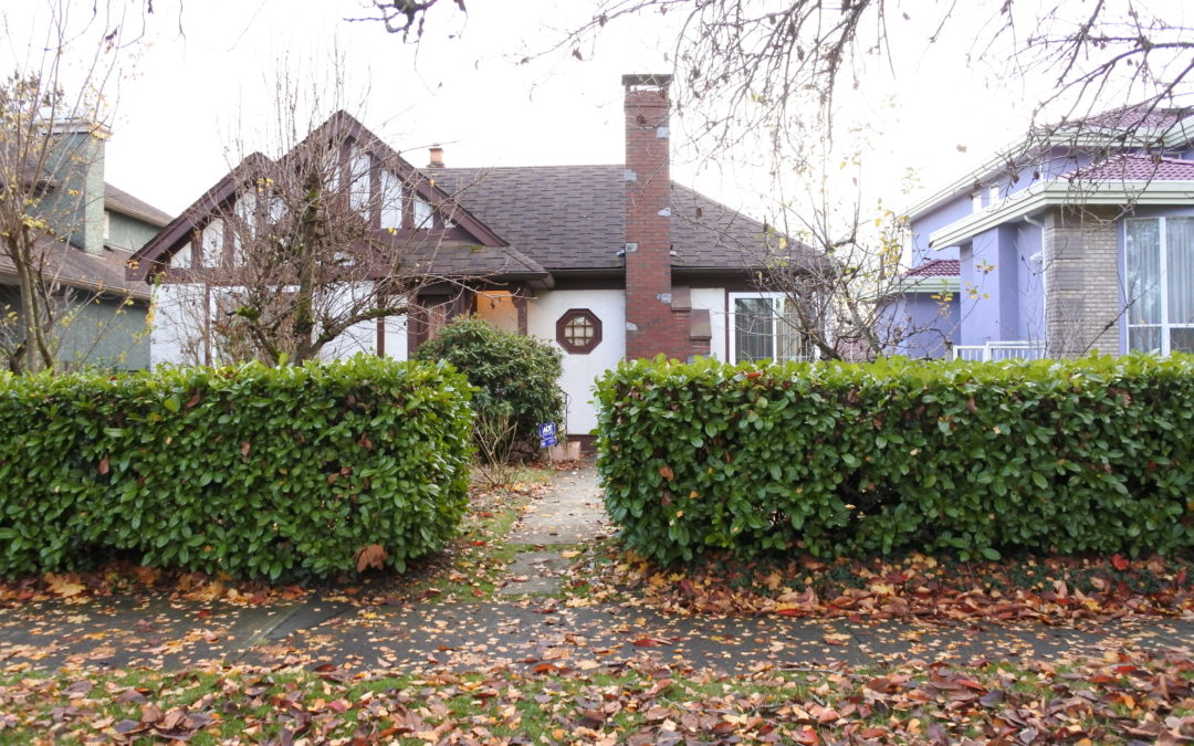 Vancouver Real Estate Market Report November 2019